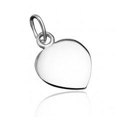 106334b41 Šperky eshop - Prívesok zo striebra 925 - plochý medailónik so špičkou  AB7.15