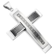 Mohutný kríž - šachovnica a grafický symbol
