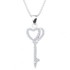 Šperky eshop - Strieborný náhrdelník 925 1f23cbc7830