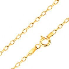 Náramok v žltom zlate 585 e70882e0222