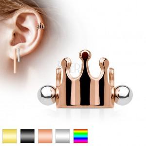 Oceľový piercing do ucha c67c354688e