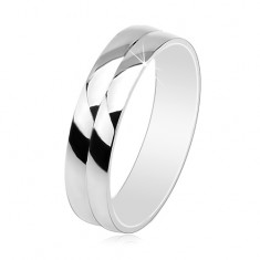 Pánske strieborné prstene  98976b6f141