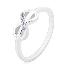Strieborné zásnubné prstene  8387e097f1a