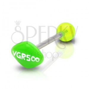 Piercing do jazyka VGR500
