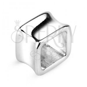 Tunel do ucha - dutý štvorec z chirurgickej ocele