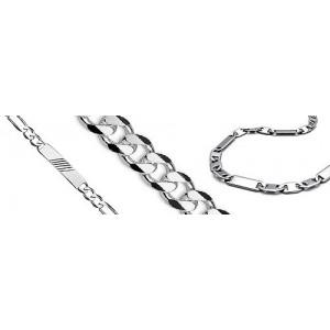 3938dae15 Strieborné retiazky pánske   Šperky Eshop